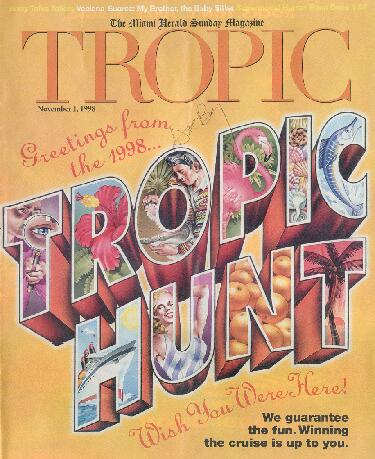 1998 Tropic Hunt Cover Image
