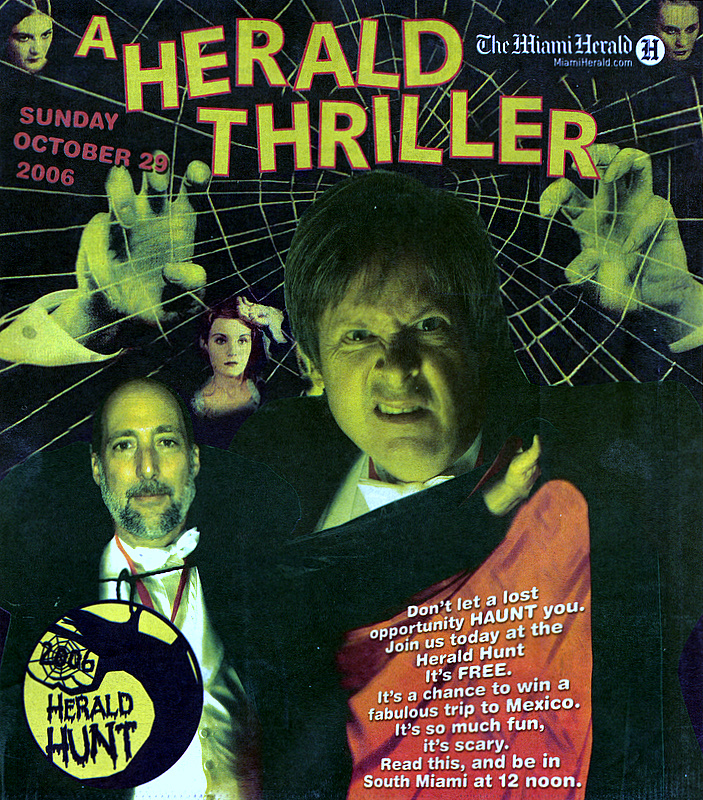 2006 Herald Hunt Cover Image