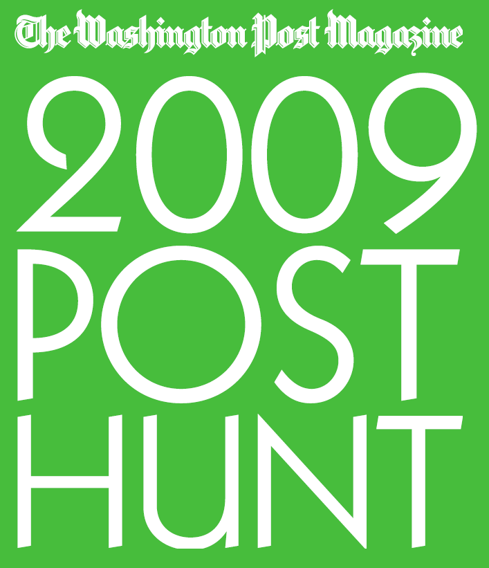 2009 Post Hunt Cover Image