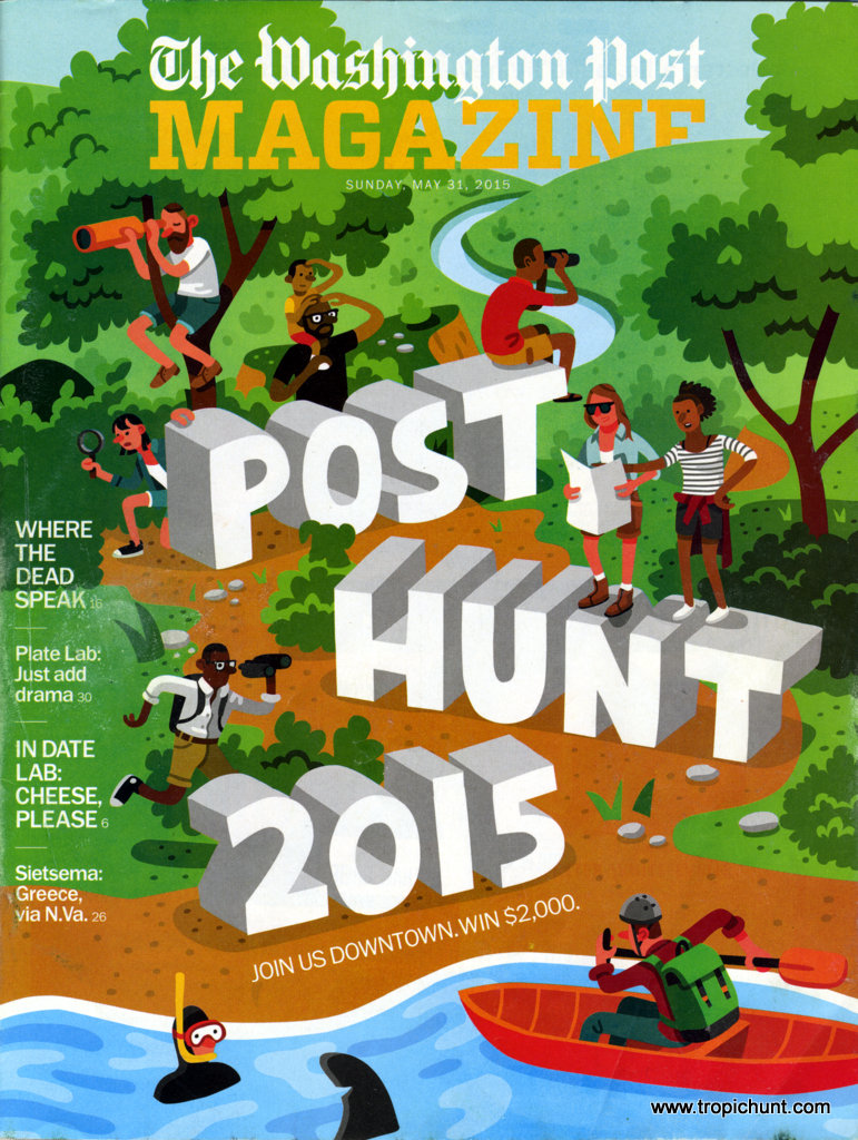 2015 Post Hunt Cover Image