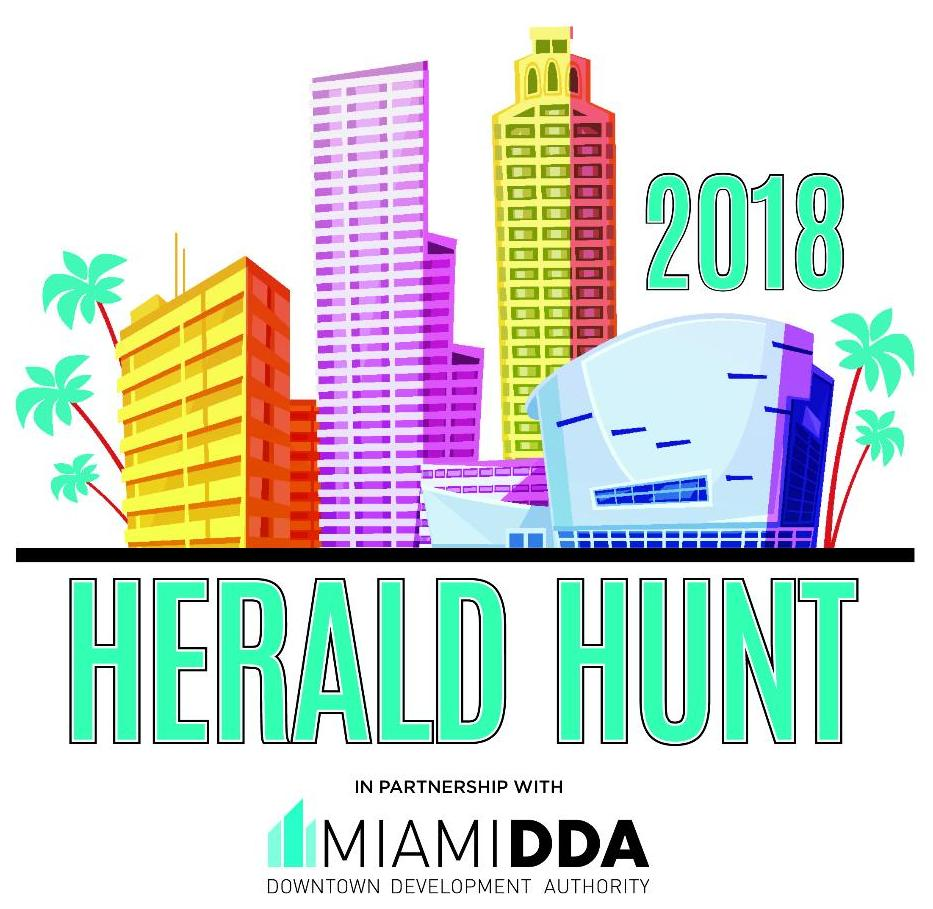 2018 Herald Hunt Cover Image